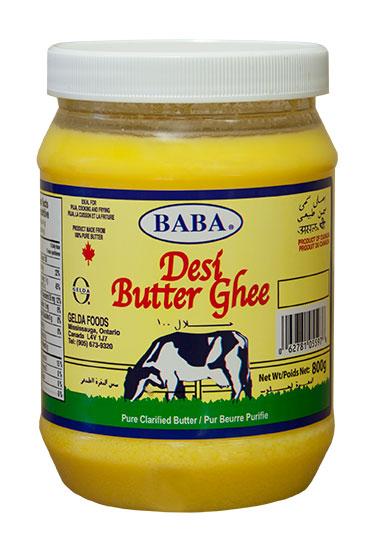Baba Butter Ghee