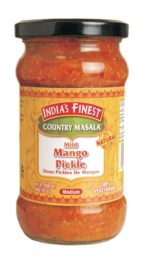 Country Masala Pickle