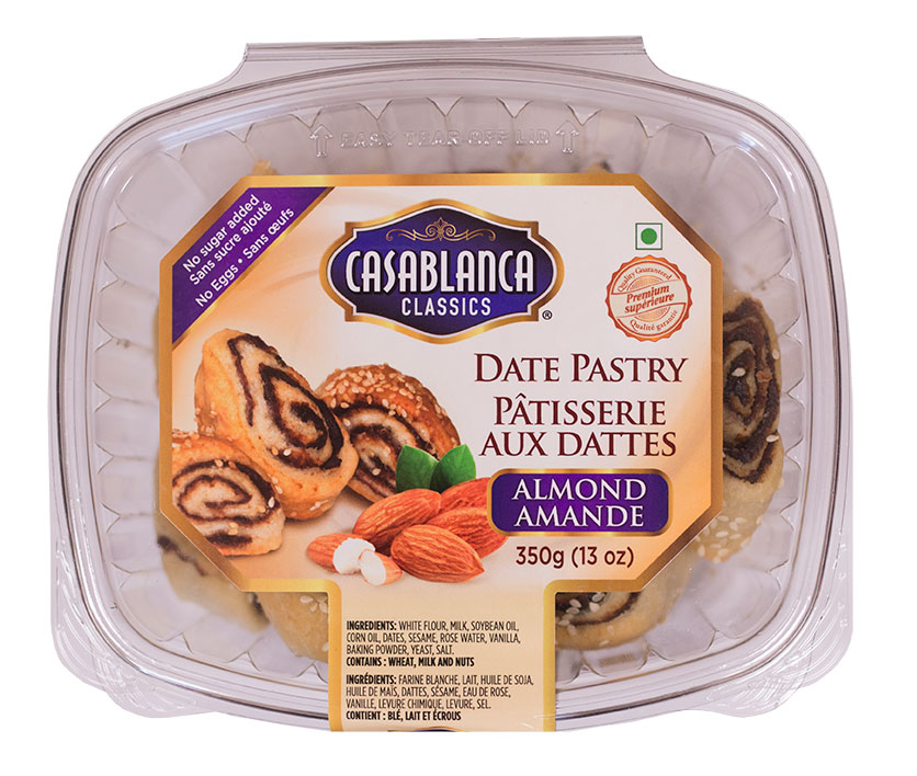 Casablanca Date Pastries