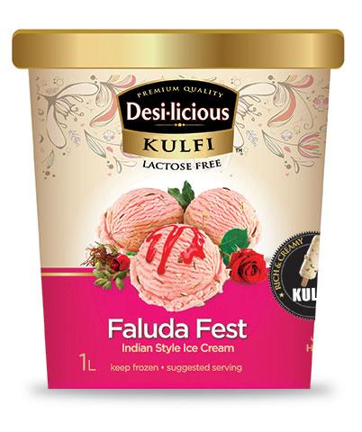Desi-licious Ice Cream