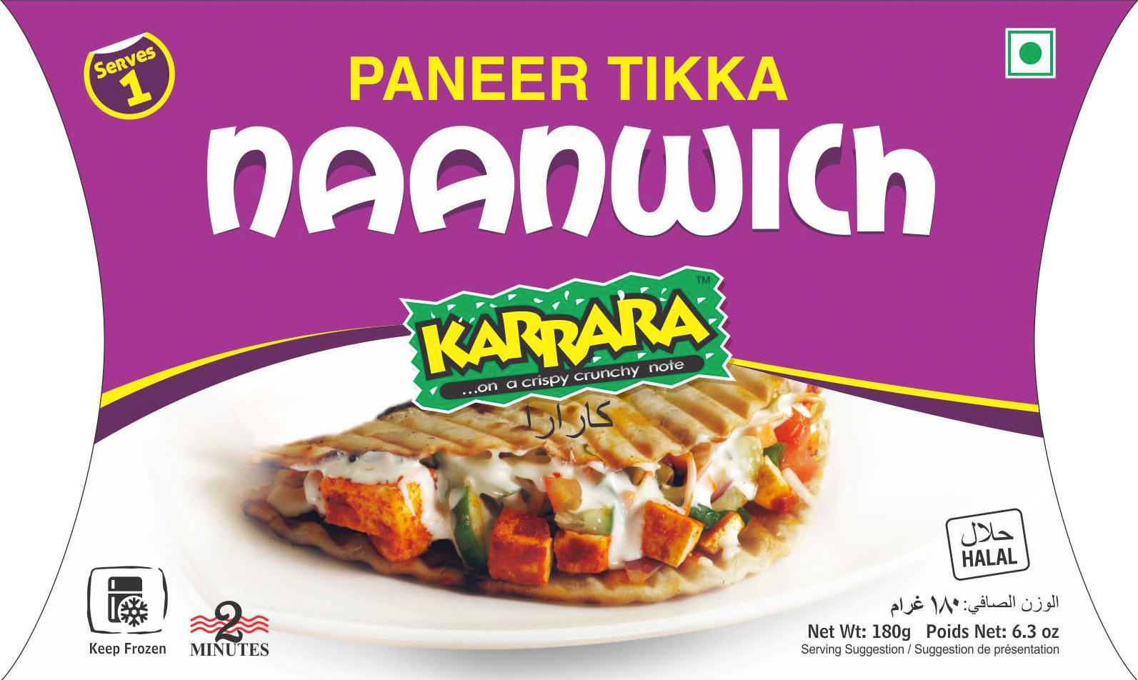 Karrara Naanwich