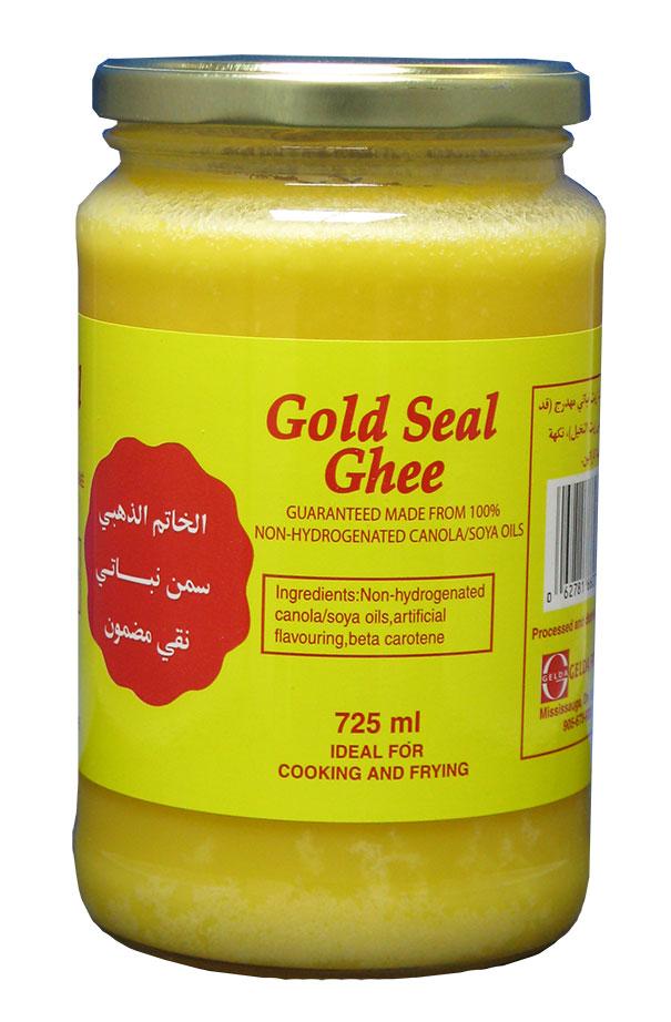 Gold Seal Butter Ghee