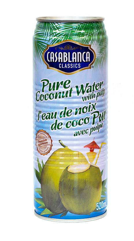 Casablanca Coconut Water